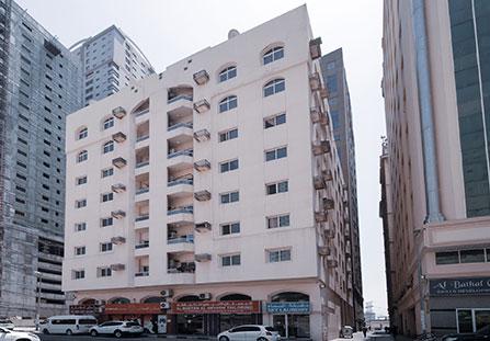 بناية النهدة السكنية B1(416)